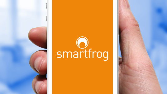 Smartfrog – Überwachungskamera & Babymonitor was developed by Level1 GmbH